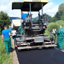 Asfaltirane nerazvrstane ceste u Bobovcu, donjim Ledinama i Novim Dvorima