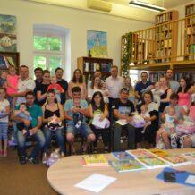 Gradonačelnik primio roditelje novorođenih Klanjčana