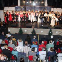Božićno-novogodišnji koncert očarao klanječku publiku